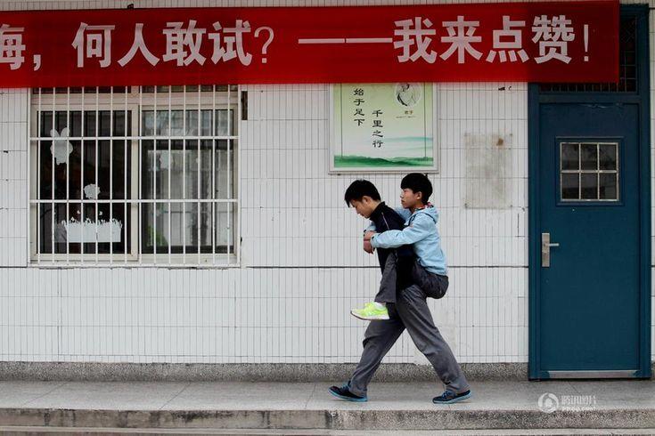 O poveste de viata si atitudine graitoare venita din nordul Chinei.