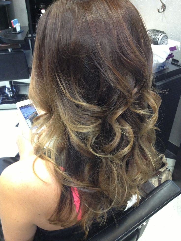 hair colours and styles pictures medium brown to ombre hair by ambre 6528