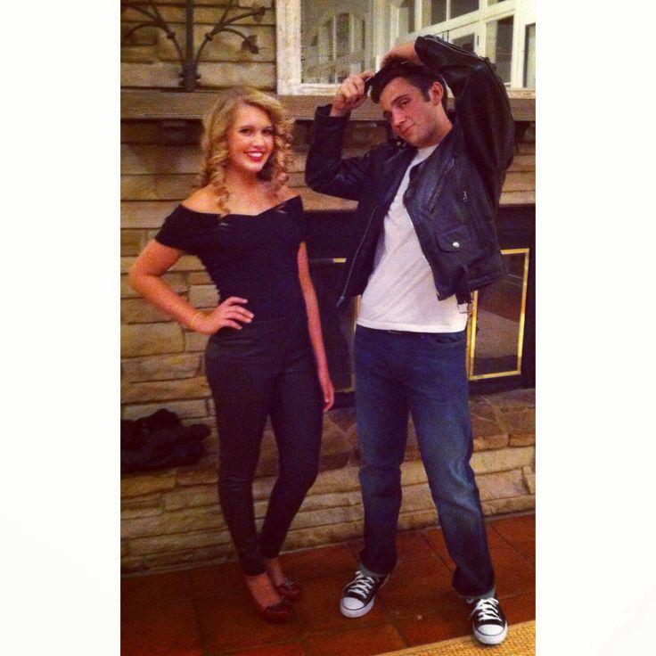 Sandy and Danny Halloween Costume