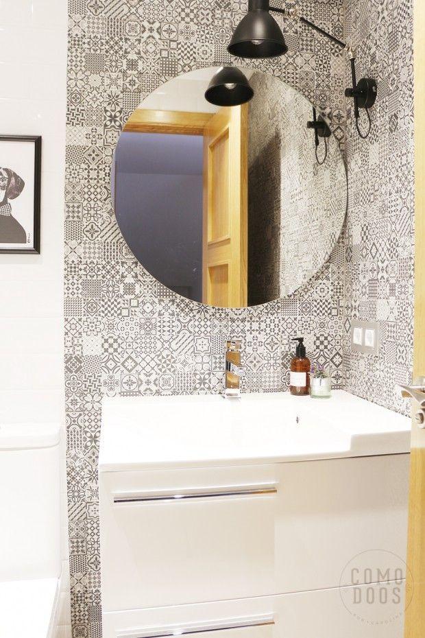 El nuevo baño. My Home y Leroy Merlin - Comodoos Interiores