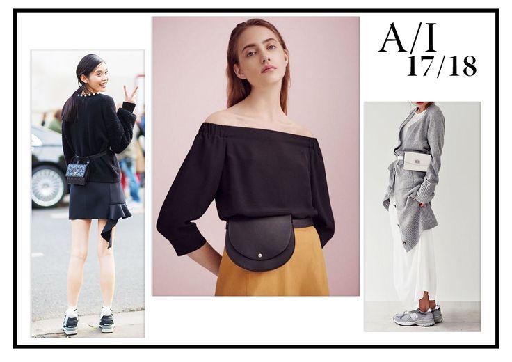 Back from the 90s: il marsupio. Accessorio trasformato grazie ad uno stile minimal e geometrico! Ulteriori dettagli su www.fashionforbreakfast.it
