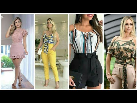 931dacf32 ROPA DE MODA 2019 🌺 TENDENCIA 2019 🌺 OUTFITS CASUAL JUVENIL - YouTube