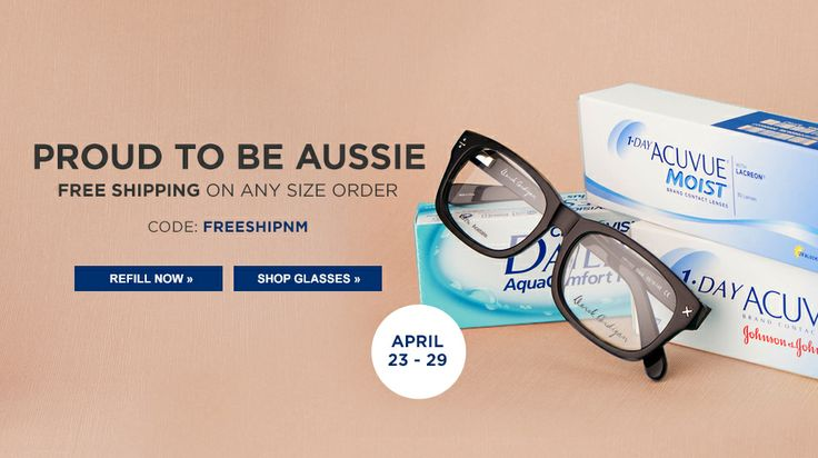 ClearlyContacts.com.au™  Contact Lenses, Designer Eyeglasses, Sunglasses & More at a great price and you can order online