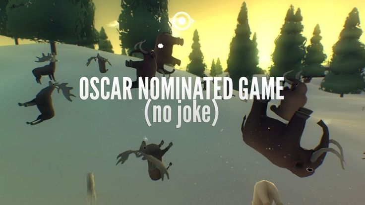 Everything Could Be The First Video Game Nominated For An Oscar #games #gamenews #gamingnews #gaming #gamer #game #gamerguy #gaminglife #gamingposts #gamerlife
