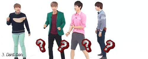 Random play Dance - What are you doing oppa? #WeeklyIdol #RandomPlayDance #RPD #fx #TeenTop #CNBLUE #Infinite #kpop #Blog