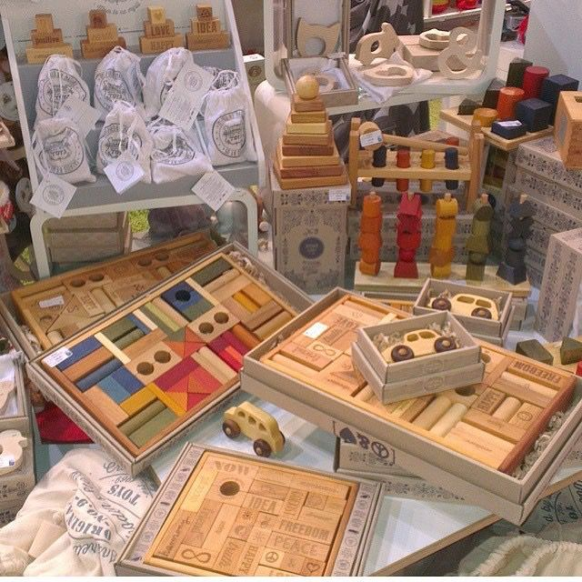 Looking for Wooden Story in Australia? David Jones has a huge selection of wooden blocks, cute little cars, teethers, stackers and shape sorters in natural and rainbow colours. Made in Poland, eco and just plain gorgeous!