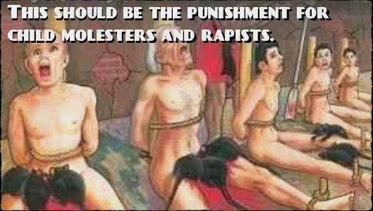 Image result for rapists should be hung