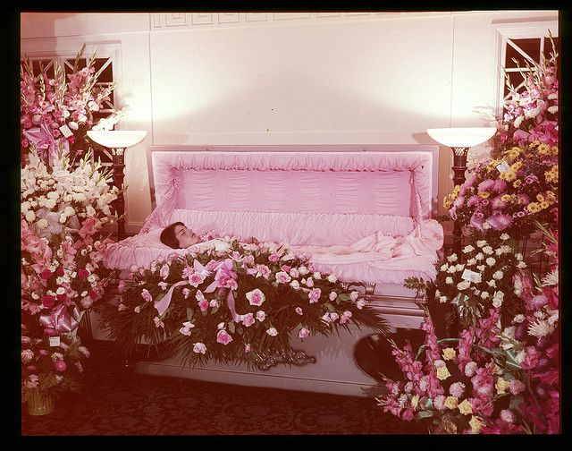Dead Girl in Casket 1952a by jblorx, via Flickr | sleeping ...