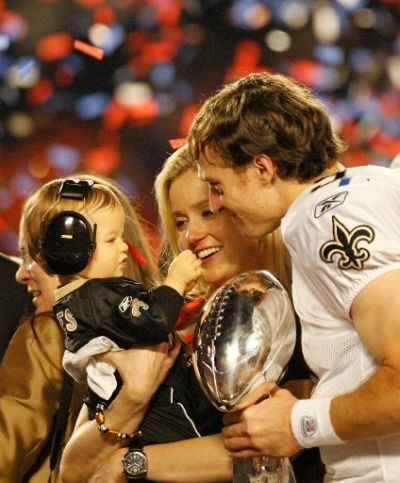 Drew Brees's Wife: Brittany Brees Is His College Sweetheart