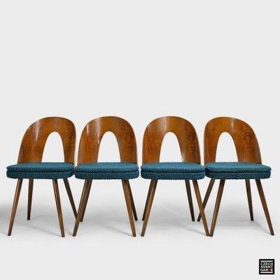Located using retrostart.com > Dinner Chair by Oswald Haerdtl for Mier Topolcany