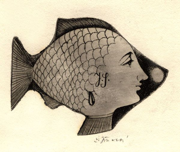 Ludmila Jirincova - Fish