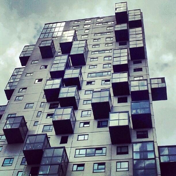 Same amazing #window #building in #Tilburg via @lely1983 - #Instagram #MooiTilburg