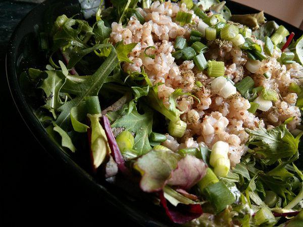 Buckwheat benefits