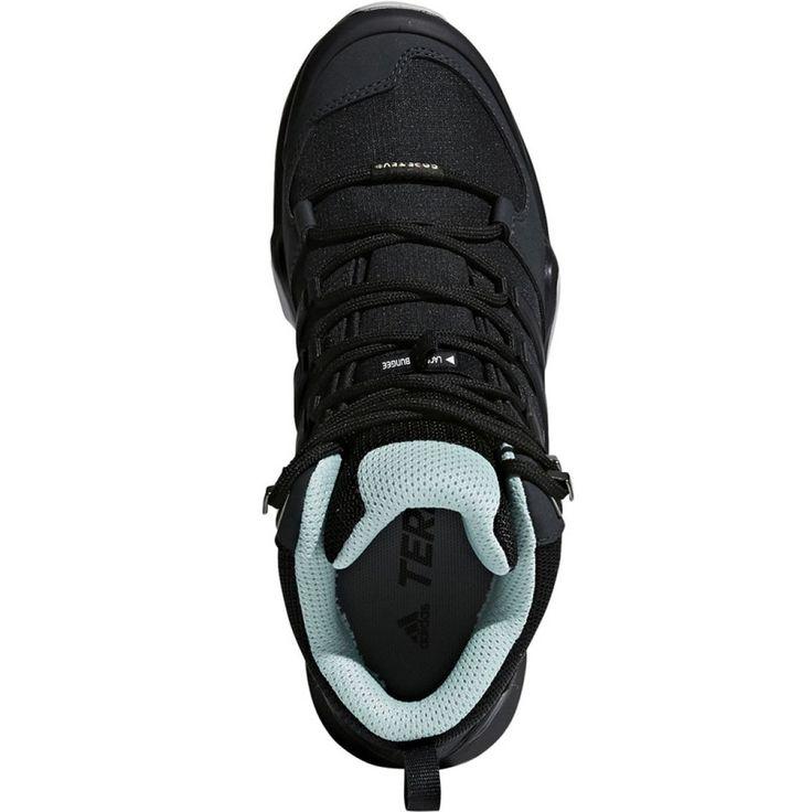 Buty Trekkingowe Adidas Terrex Swift R2 Mid Gtx W Cm7651 Czarne Adidas Sneakers Shoes