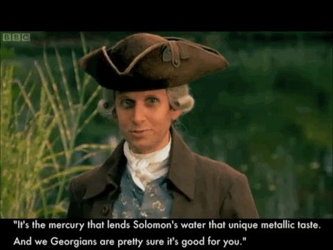 """And their health supplements were unorthodox. 