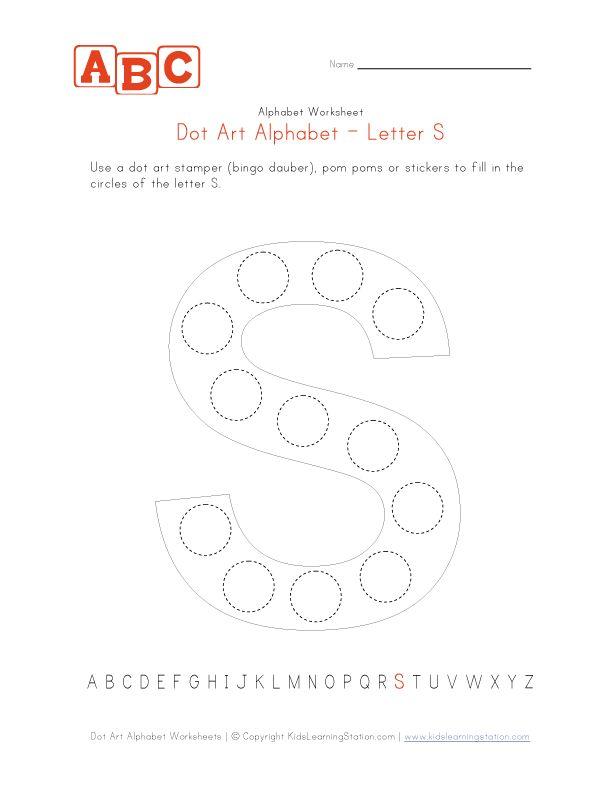 The 25+ best Letter s worksheets ideas on Pinterest | Preschool ...