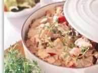Mustig köttgryta med rödvin och schalottenlök - Recept - Tasteline.com