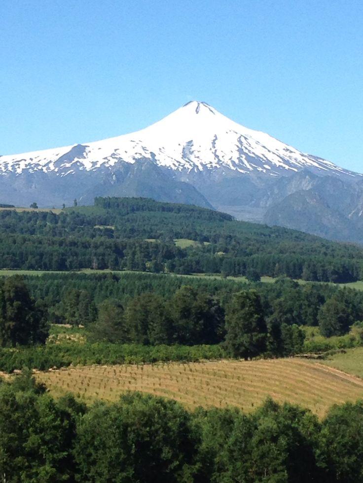 Volcán Villarrica , Ruca Pillan en lengua mapuche