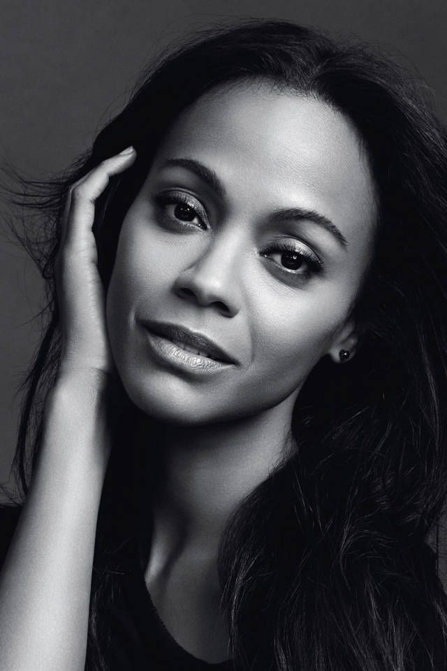 Zoe Saldana is the new International Spokesperson for L'Oreal Paris.