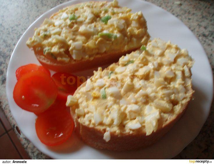 vajíčková pomazánka :)