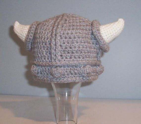 Best Baby Shower Gifts - baby viking hat