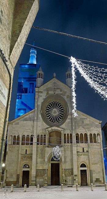 Duomo di Modena , Modena, Province of Modena, Emilia Romagna region Italy