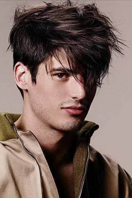 Peinados Rockeros Para Hombres Pelo Largo Cortes De Pelo En Espana
