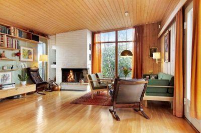 Arkitekttegnede hus fra 60 og 70-tallet (eklektiskminimalisme)