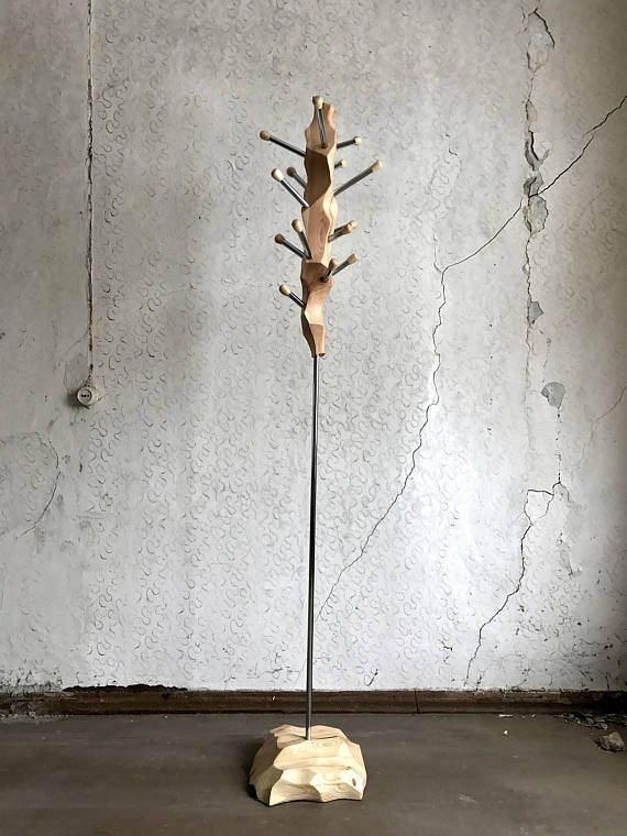 Coat rack, classic coat stand, coat stand, Rustic tree coat stand, Coat rack stand, Coat rack tree, Coat rack, studio coat rack, lobby rack