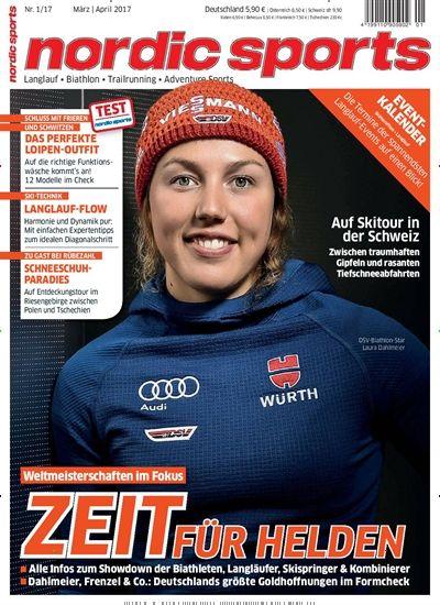 🏂 Zeit für #Helden Alle Infos zum Showdown bei #Biathlon, #Langlauf, #Skisprung & mehr ⛷  Jetzt in @Nordic_Sports: