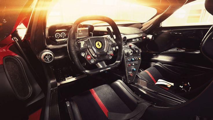 Ferrari FXX-K Evo ( 2018 )