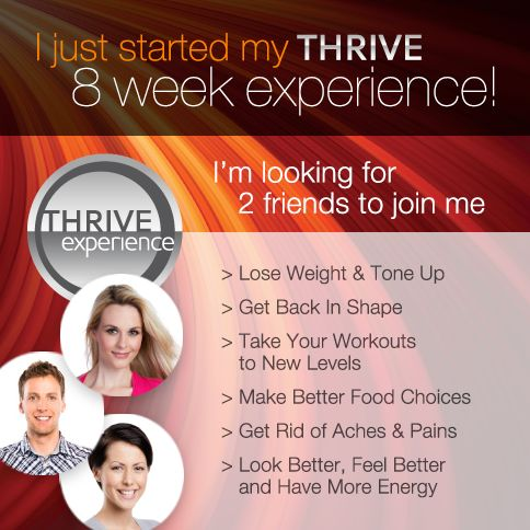 Get more energy, boost your metabolism, be in less pain, and feel better than ever with the 8 week experience I started mine will you join me?