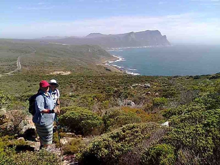 Looking towards Cape Point. (day 1)