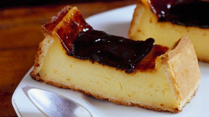 Vanilla slice recipe : SBS Food