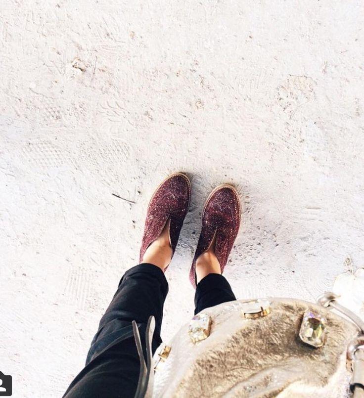 L'F Shoes Bordeaux un colore che si abbina con tutto.