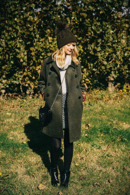 You can get Zoella's coat in today's Celebrity Bargain Buy!