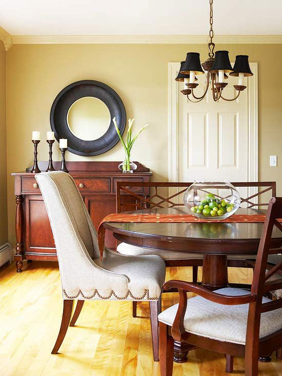 7 best formal dining: expandable round table images on pinterest