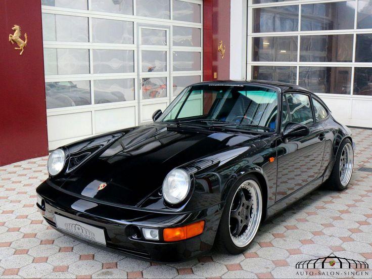 Porsche 964 Carrera RS - Auto Salon Singen