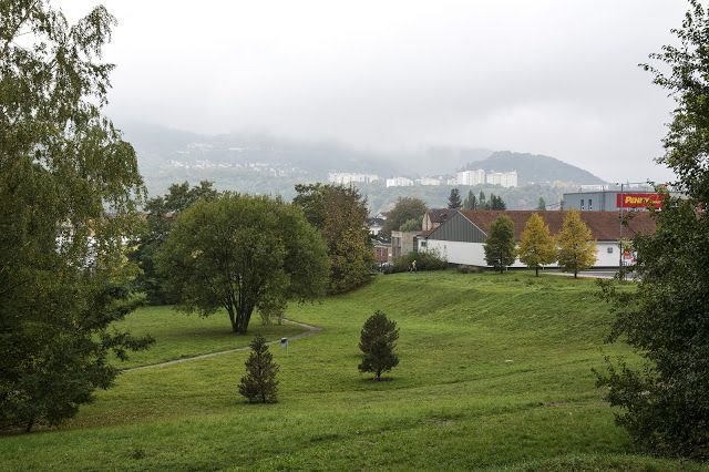 Dnešní podzimní válení mlhy...