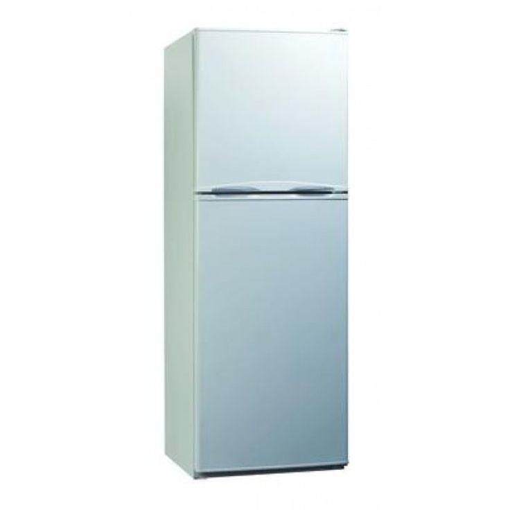 215L Fridge Freezer - White by Trieste (TRD22.1WH)   Features:  65L Freezer 150L Refrigerator Automatic Defrost Glass Shelves Interior light Adjustable Temp Control Crisper Drawer Twist Ice Maker