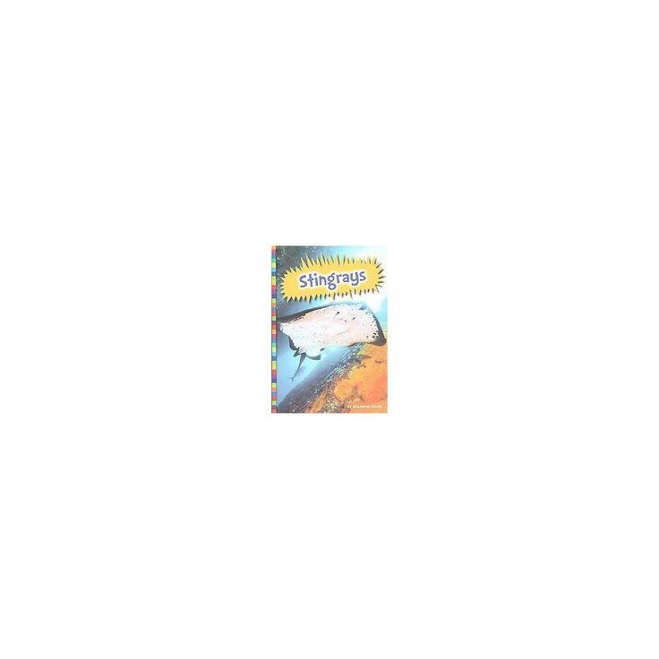 Stingrays ( Poisonous Animals) (Hardcover)
