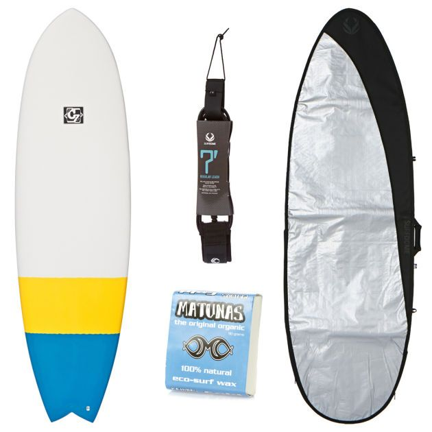 Cortez Yellow Fish Surfboard Package - 6ft 9 Cortez Yellow Fish Surfboard Package - 6ft 9 http://www.comparestoreprices.co.uk/surf-boards/cortez-yellow-fish-surfboard-package--6ft-9.asp