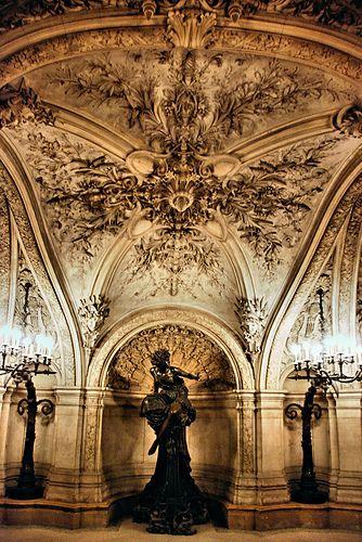 Paris Opera House, Palais Garnier