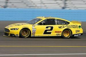 Ford NASCAR Racing in Phoenix