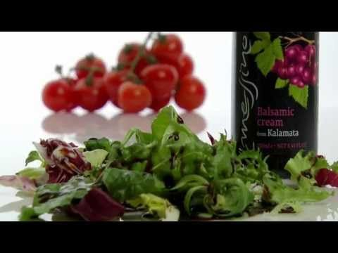 Messino balsamic cream - Papadeas - YouTube