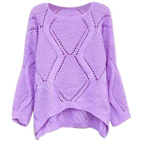 Best 25  Purple long sleeve tops ideas on Pinterest | Red long ...