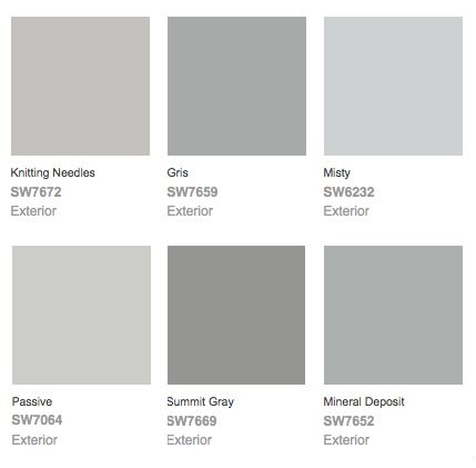 Gray Paint Colors 91 best gray paint colors images on pinterest | gray paint, grey