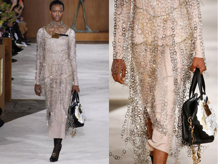 500,000 Sequins, 170 Hours, 20 Artisans . . . All the Mind-Blowing Details Behind 2016's Most Exquisite Runway Pieces