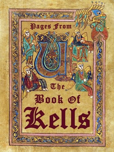 The book of kells letters