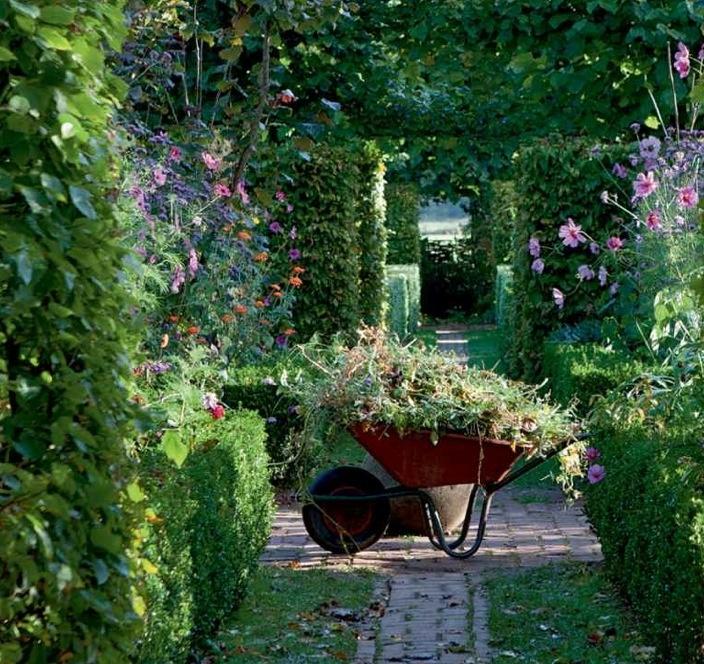 Monty Don's Longmeadow garden